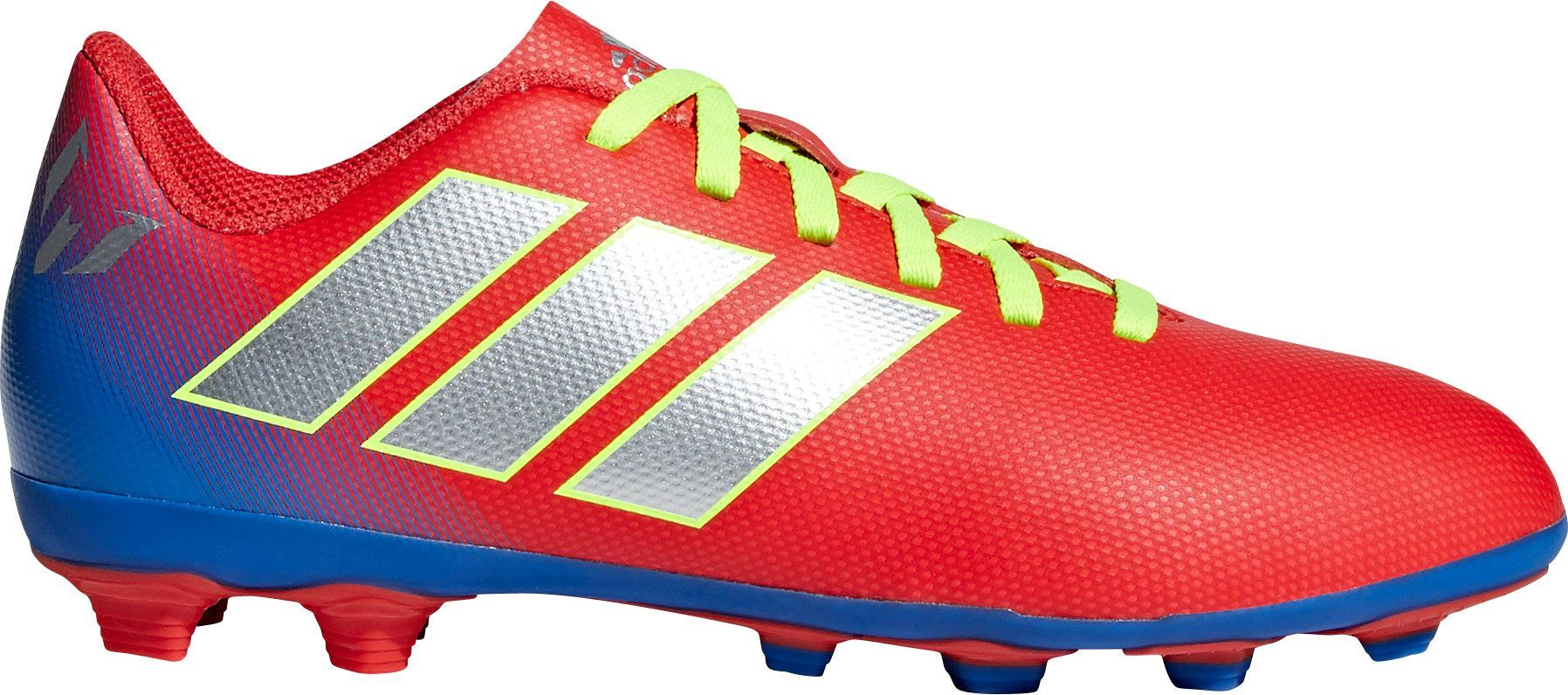 fabae678e adidas Kids' Nemeziz Messi 18.4 FXG Soccer Cleats, Boy's | Products ...