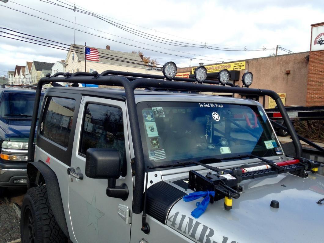 2012 Wrangler Wrangler Jeep Wrangler Roof Rack Jeep