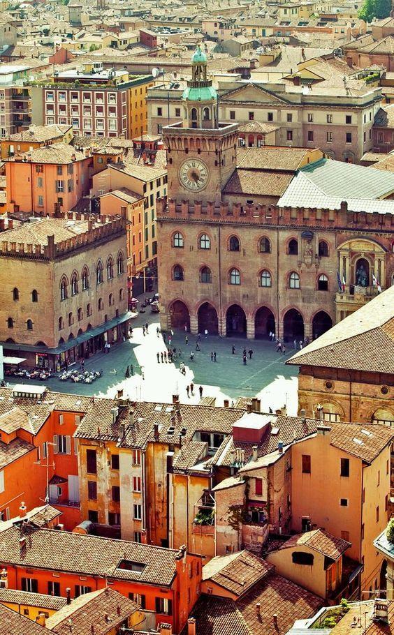 I portici di Bologna (con immagini) Vacanze in italia