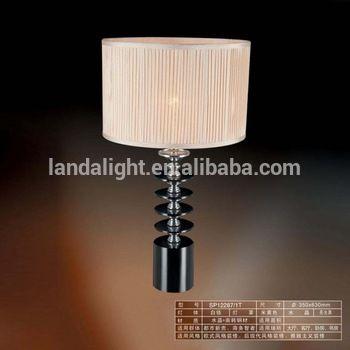 Black Crystal Decorative Table Lamp Best Selling Simple Lighting