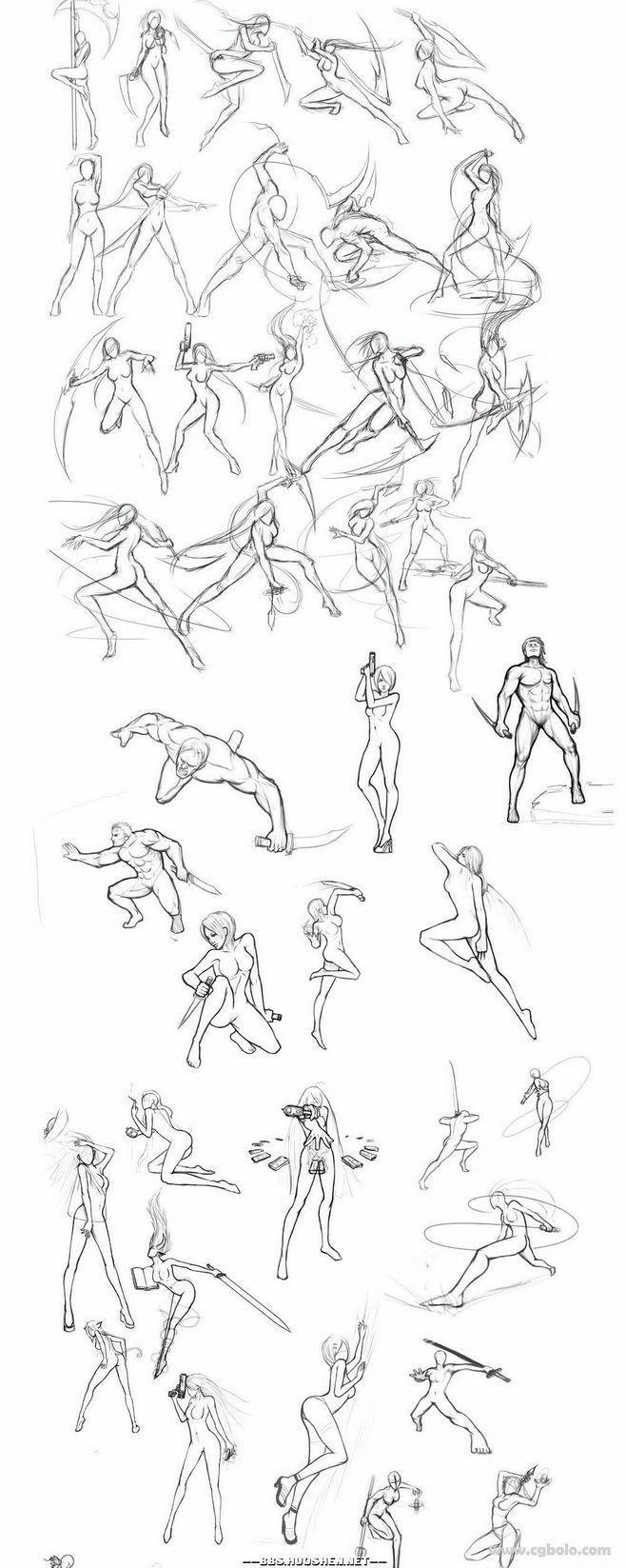 Pin de Freddy Villeda Madrid en How to Draw   Pinterest   Bocetos ...