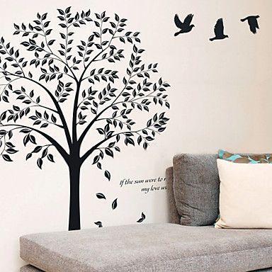 pinturas en paredes de arboles buscar con google