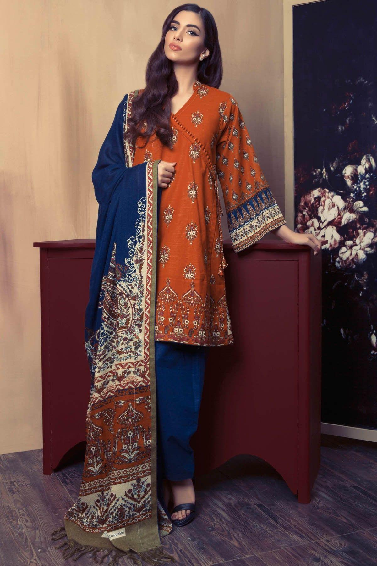 Shalwar//Kameez-White*** ***Brand New Original Al Karam Studio Mens Collection