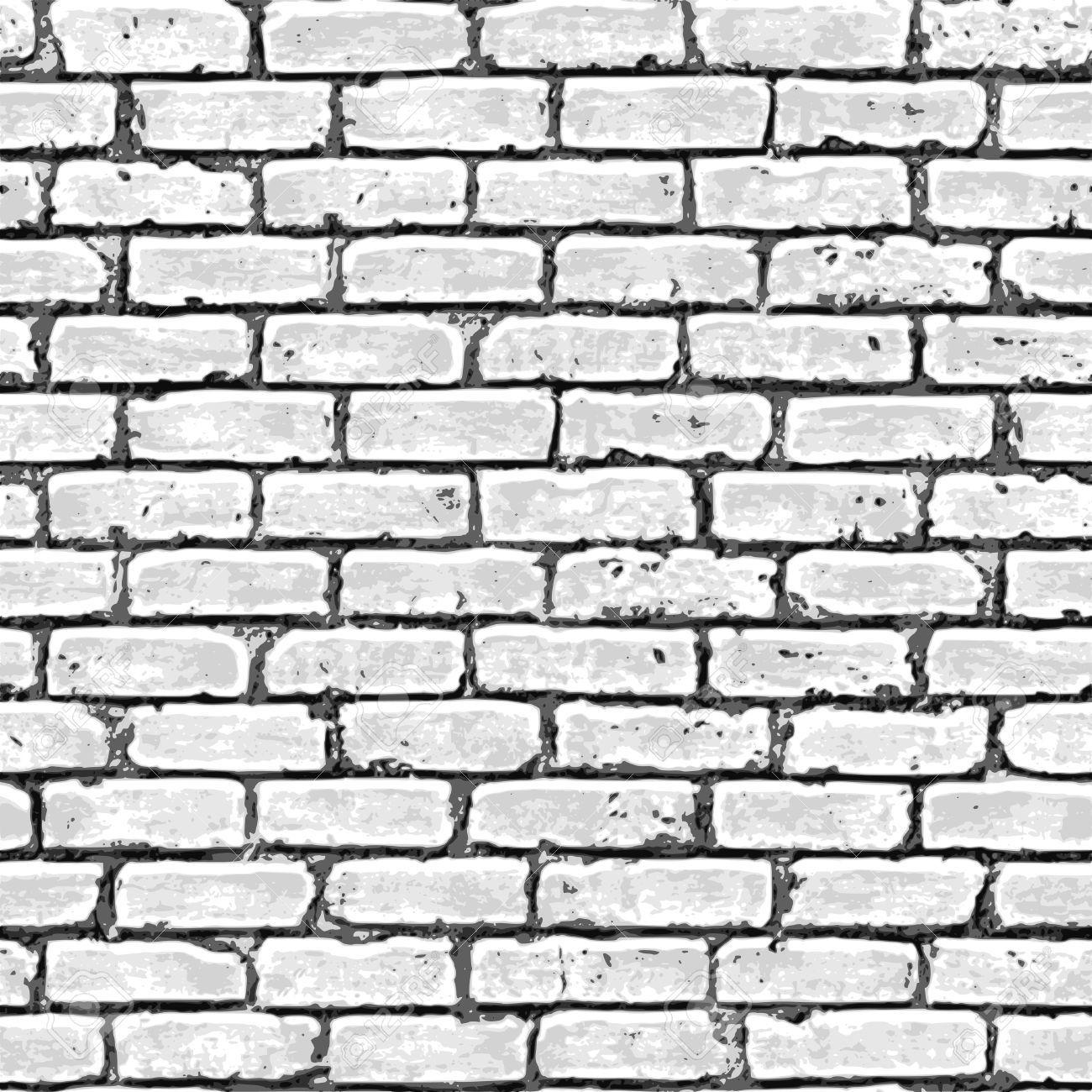 Brick Wall Seamless Pattern Vector Illustration Illustration Ad Seamless Wall Brick Pattern Illustrati Brick Wall Brick Patterns Brick Wallpaper