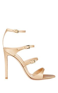 Gianvito Rossi Triple-Strap Sandals