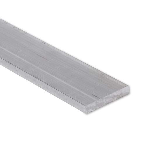 Amazon Com 4 Ft 1 2 X 1 8 Aluminum Flat Bar 6063 Alloy T 6 Temper Industrial Scientific In 2020 Aluminum Alloy Temper
