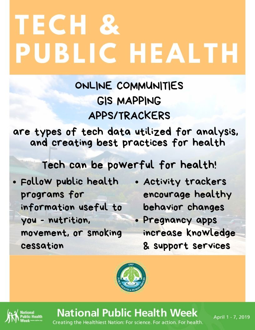 Pin by EBCI Public Health & Human Services on Community