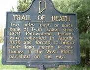 Tribute to Potawatomi Indians