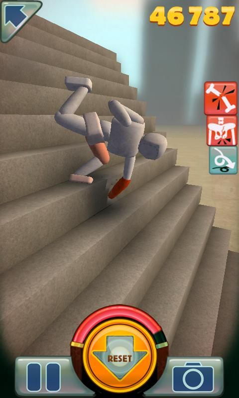 Stair Dismount  Fun android game! Download Now: AndroidGames