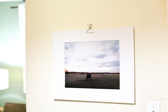 Ditching The Frame Simple Alternative Ways To Hang Art
