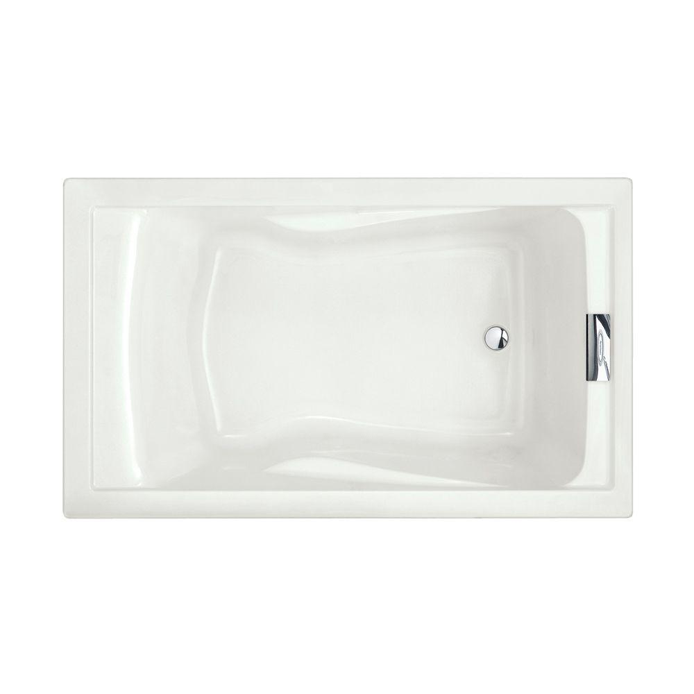 American Standard Evolution 5 Ft Reversible Drain Deep Soaking
