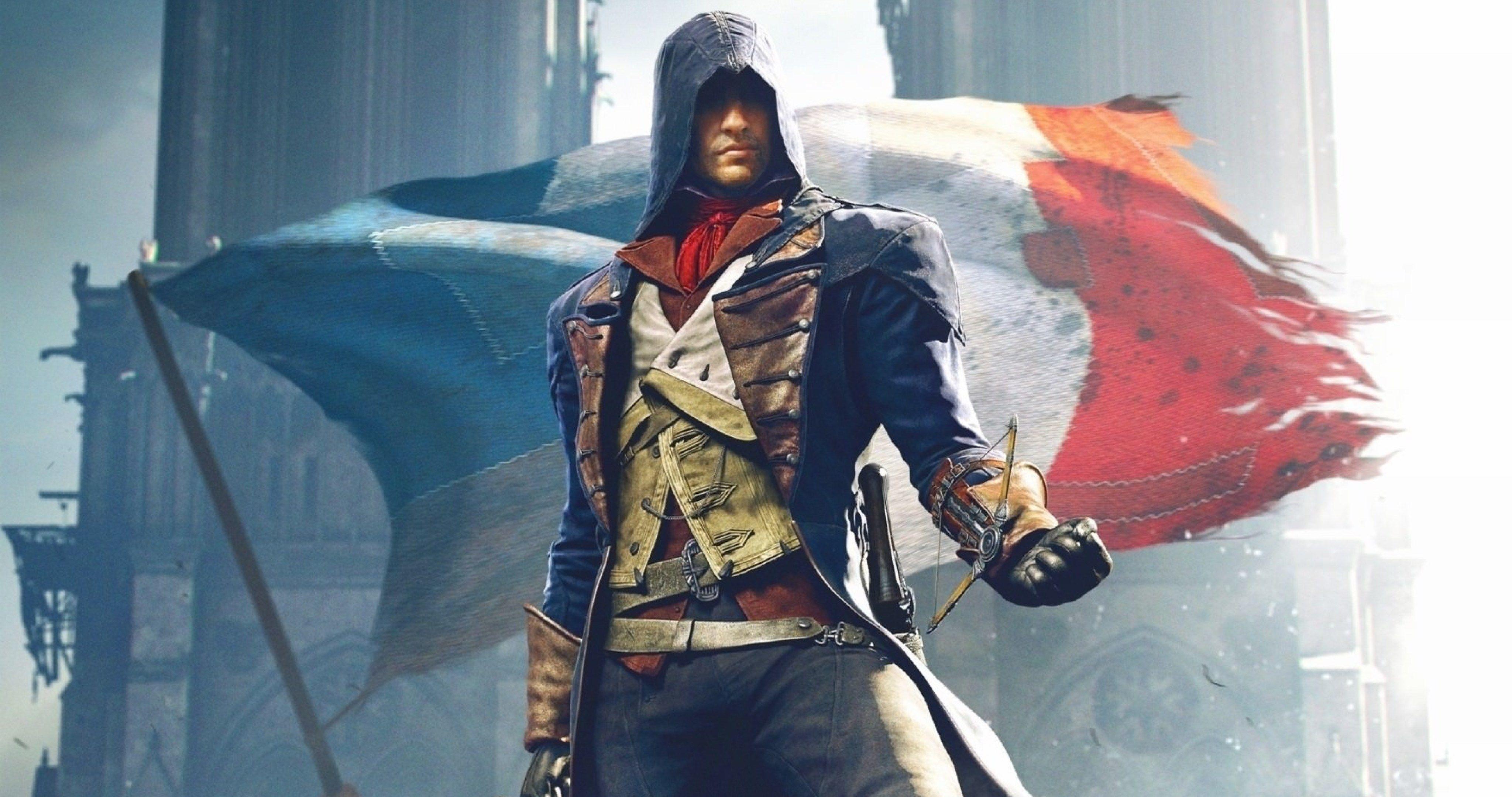 Assassins Creed Unity Game 4k Ultra Hd Wallpaper Ololoshenka