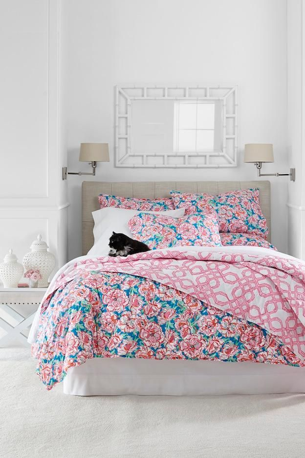 lilly pulitzer home collection for garnet hill new items for spring