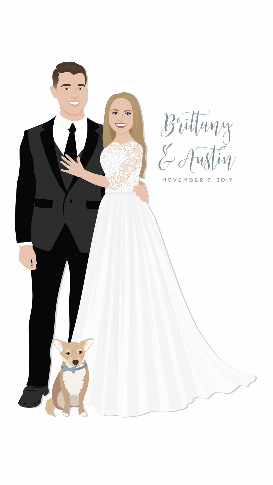 Wedding Guest Book Alternative With Couple Portrait The Penny Wedding Attire Guest Wedding Guest Book Wedding Guest Book Alternatives [ 1920 x 1080 Pixel ]