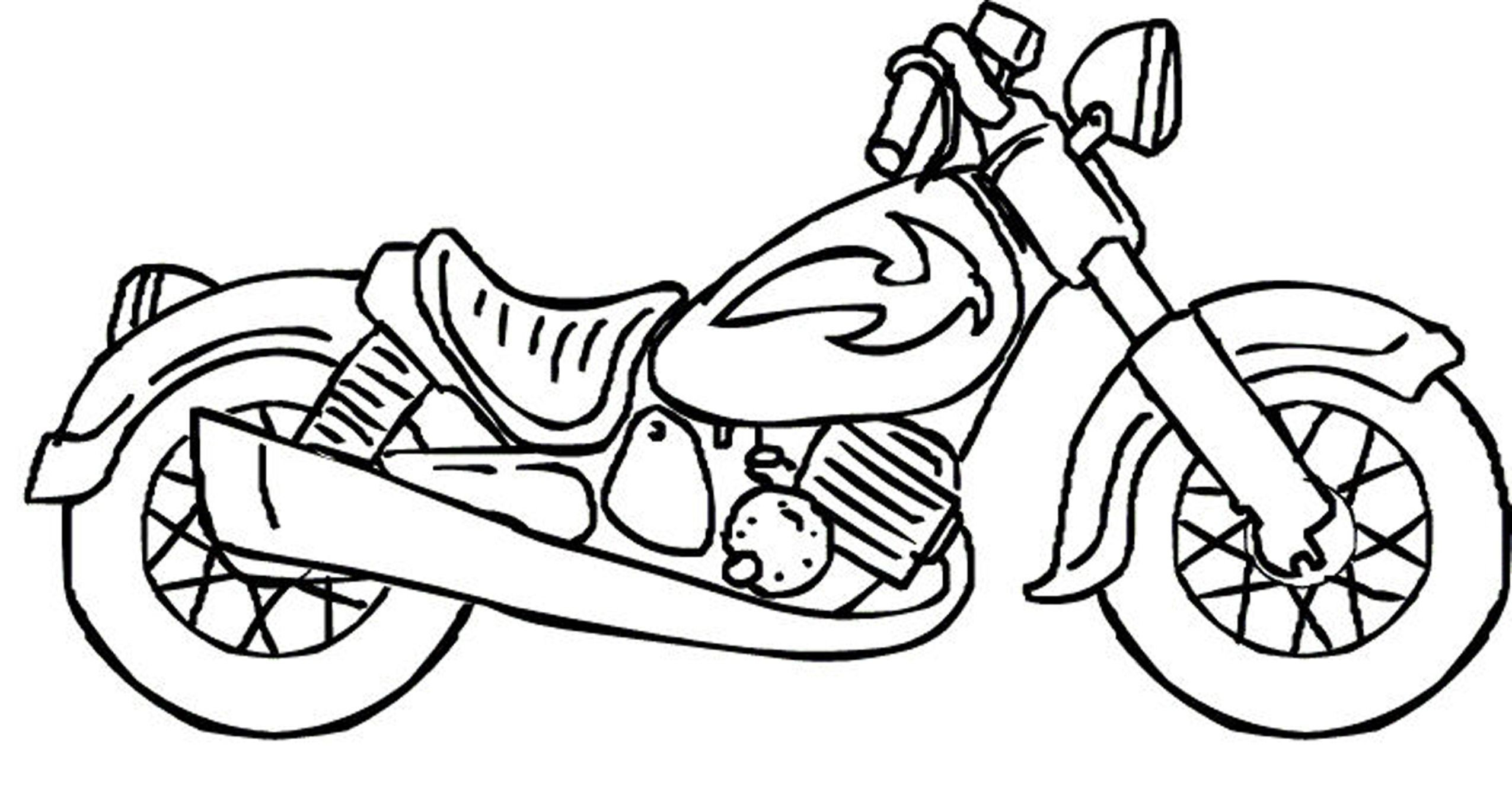 Motorcycle Coloring Pages Coloring Pages Phenomenal Motorcycle