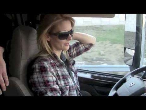 LISA KELLY-ICE ROAD TRUCKER-[ALLURING CHARM] - YouTube