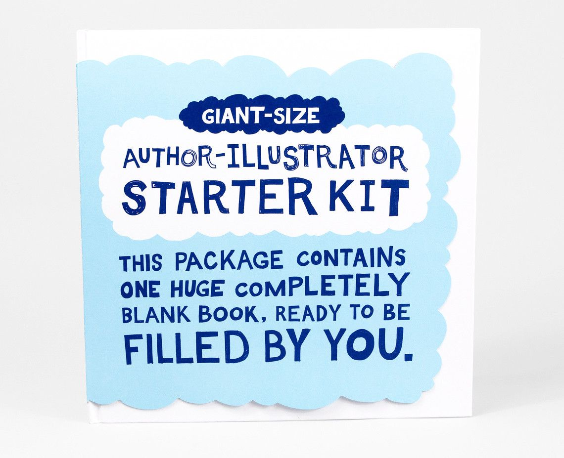 Giant Size Author Illustrator Started Kit