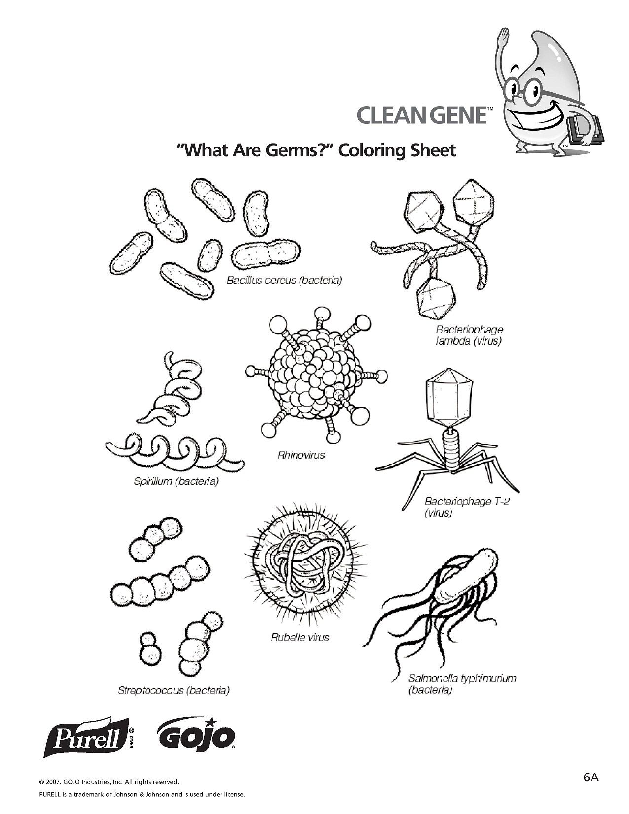 Worksheets 5th Grade Health Worksheets k 5 hand hygiene lesson plans and worksheets 6 page 1 1