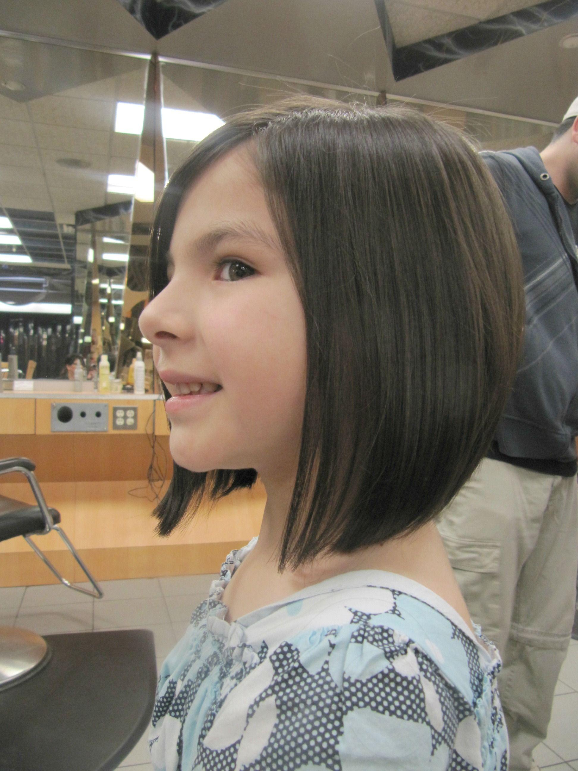 Cute Kids Cut H Girls Hairstyles Kids Cuts Hair Cuts Cute