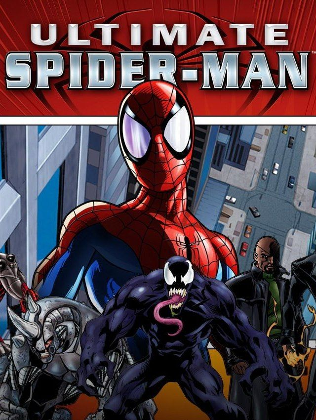 English Hindi Dubbed Movies Ultimate SpiderMan (2012