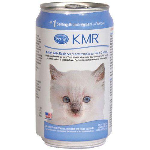 24 Pack Petag Kmr Liquid Milk Replacer 8 Ounces Each Click Image
