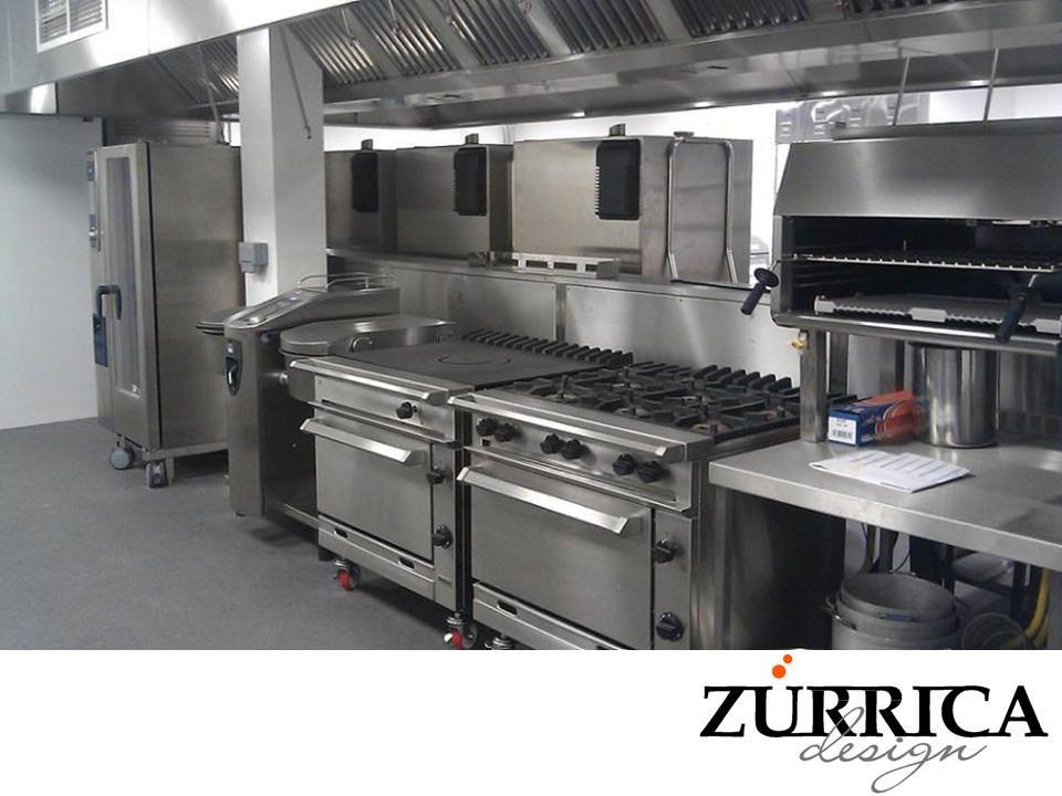 En zurrica design le brindamos asesor a para que su cocina for Estufas industriales cali