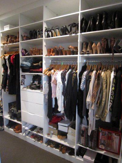 Closet Closet Inspiration Walk In Closet White Closet