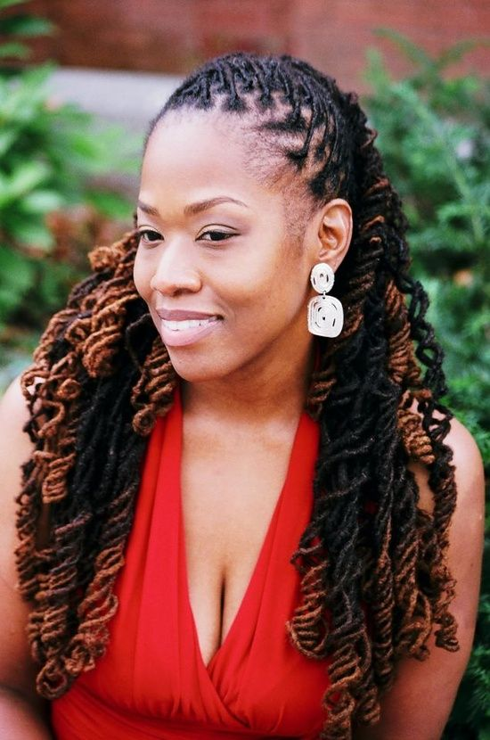Pin On Natural Hair Styles Locs And Braids