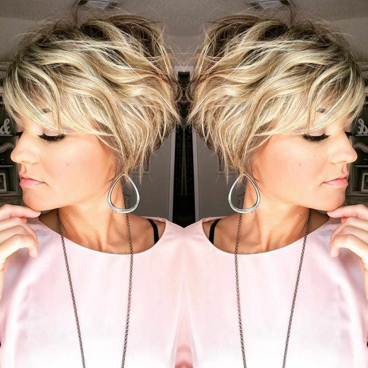 Pin By Leticia Braga On Hair Hair Styles Short Hair Trends Thick Hair Styles