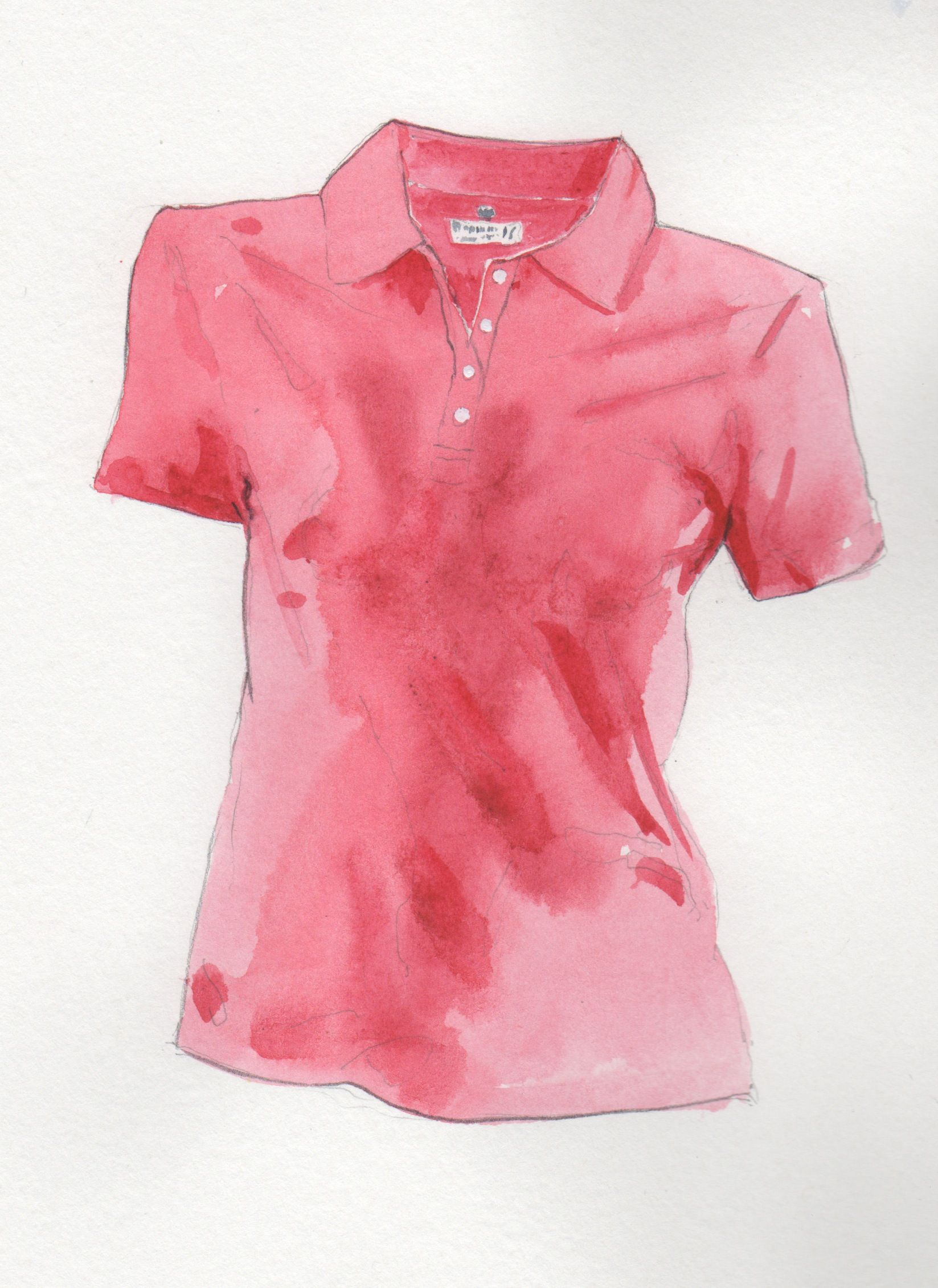 Get a polo shirt... or two.. or three... or four...