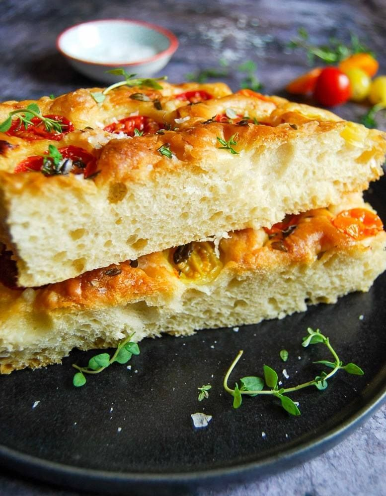 Focaccia bread is easier to make than you think - give the dough plenty of time to rest and you'll be rewarded with a soft, fluffy tear and share bread that no-one will be able to resist!  #focacciabreadrecipes #focacciabreadrecipeeasy #focacciabreadrecipesuk #tearandsharebread Focaccia bread is easier to make than you think - give the dough plenty of time to rest and you'll be rewarded with a soft, fluffy tear and share bread that no-one will be able to resist!  #focacciabreadrecipes #focacciab #tearandsharebread