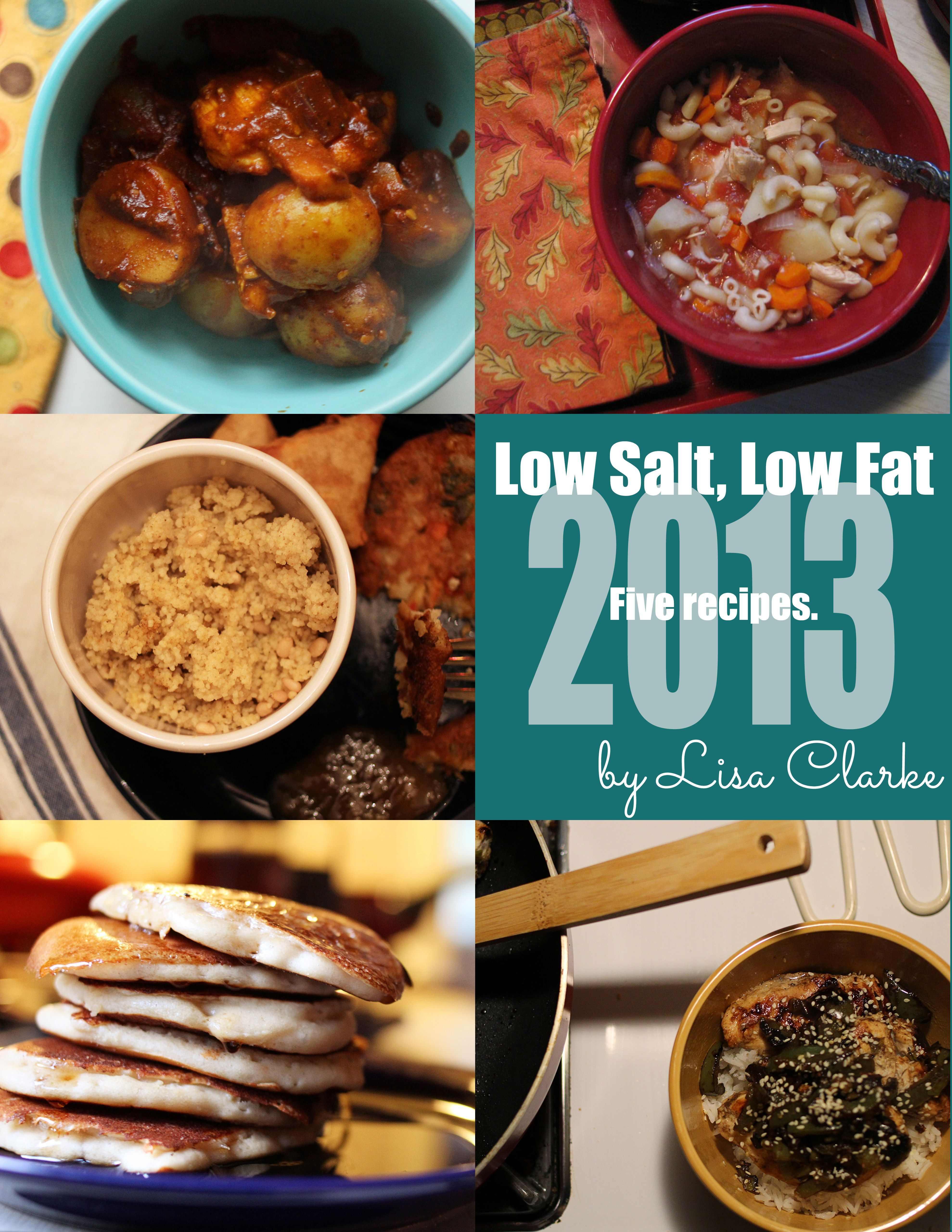 Five more low salt low fat heart healthy recipes from polka five more low salt low fat heart healthy recipes forumfinder Gallery