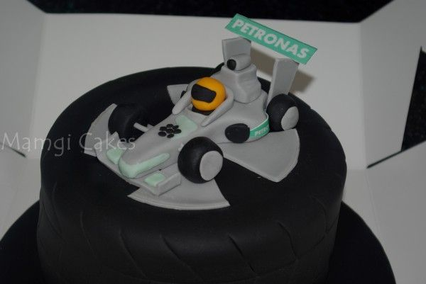 Lewis Hamilton Cake Topper | Hamilton cakes, Cake ...