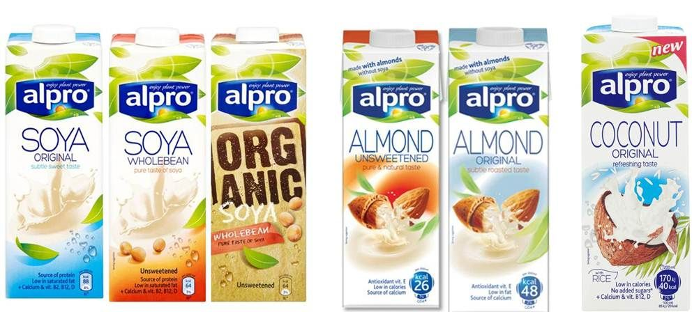 Alpro Alpro Soya Desserts Available In Chocolate Dark