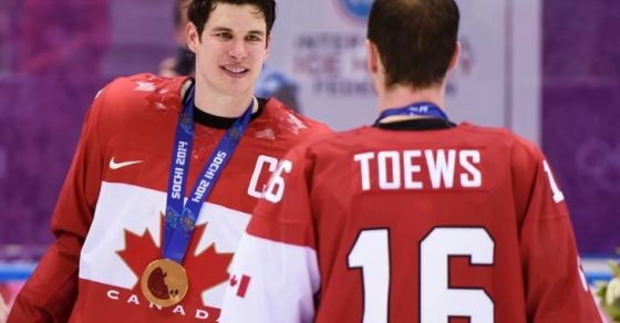 SOCHI, Russia - Team Canada's best players brought their best game and left with gold.