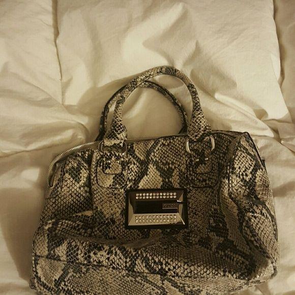 Guess Snakeskin purse Guess Bags  1167c21d1dd03