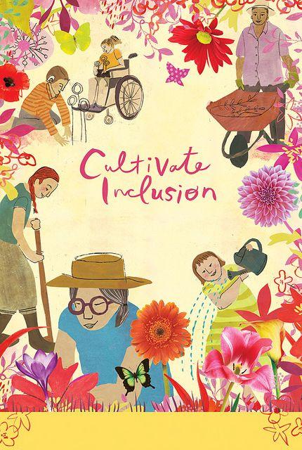 Cultivate inclusion
