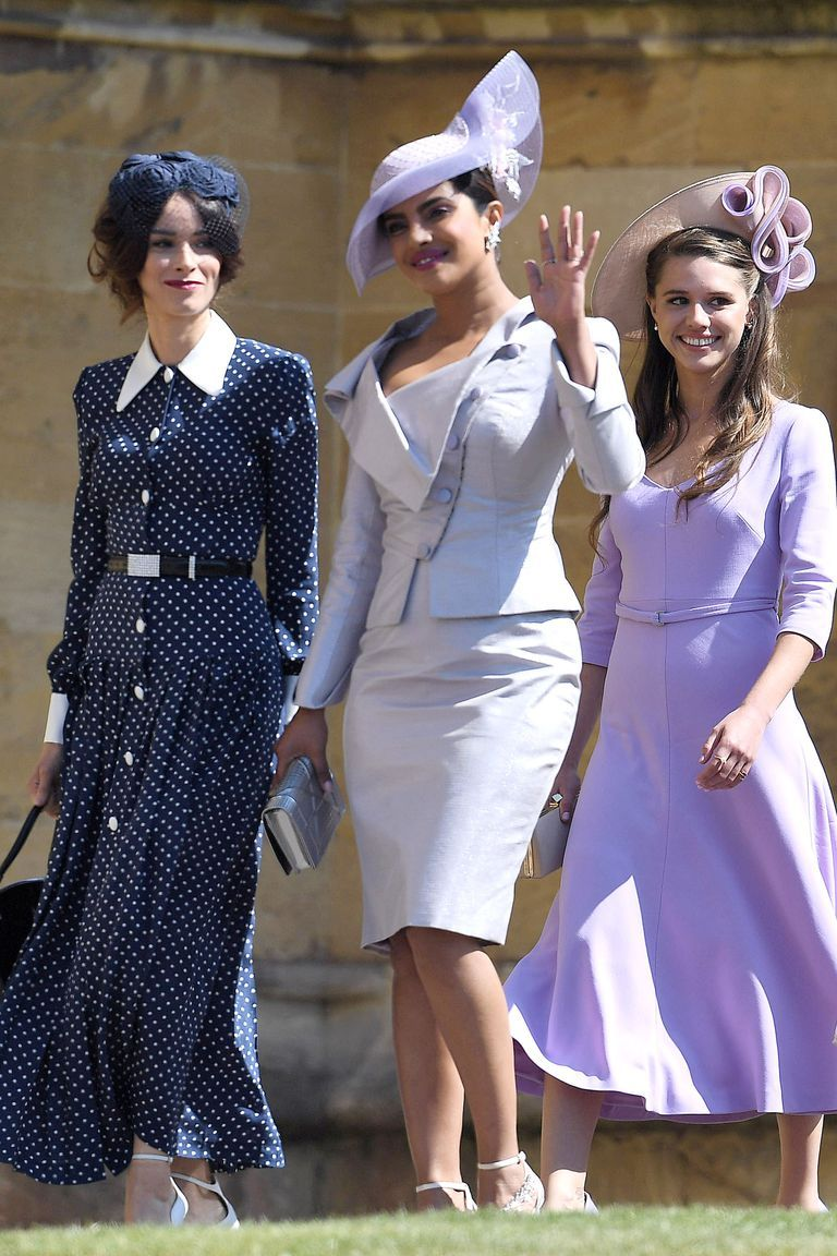 Every Photo From Prince Harry And Meghan Markle S Wedding Day Royal Wedding Guests Outfits Prince Harry Wedding Wedding Guest Outfit [ 1152 x 768 Pixel ]