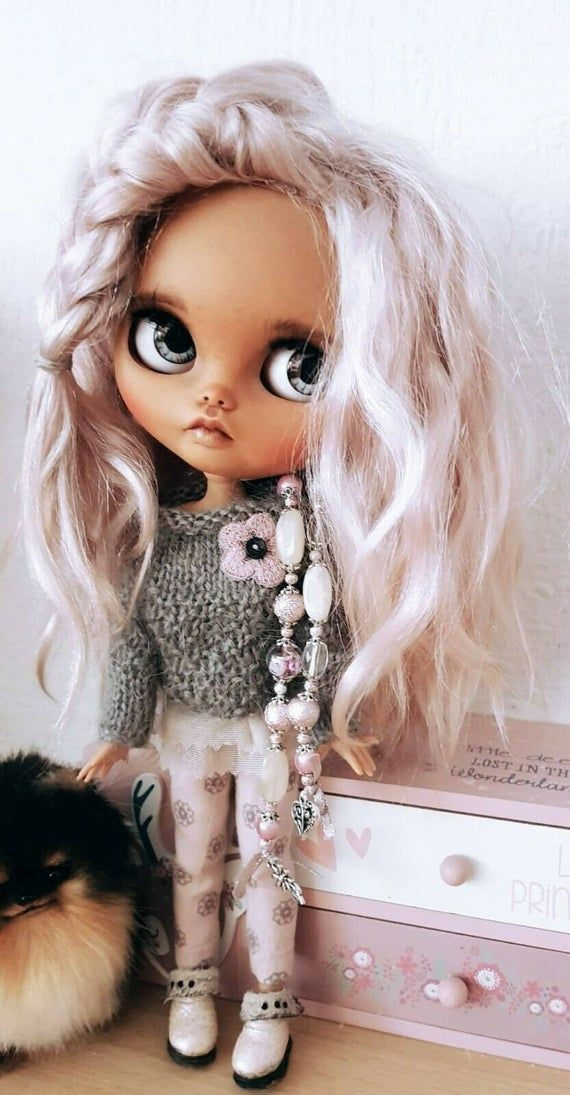 Ooak blythe doll Blythe puppen, Fantasie