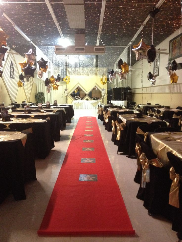 Decorations For The Grammys One Of Our Event With A