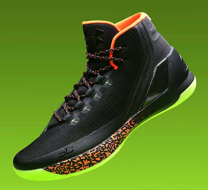 cheap for discount 9ce26 21564 Under Armour Curry 3 - Halloween PE