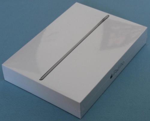 Apple Ipad Pro 9.7-inch 128GB WiFi Space Gray MLMV2LL/A NEW SEALED