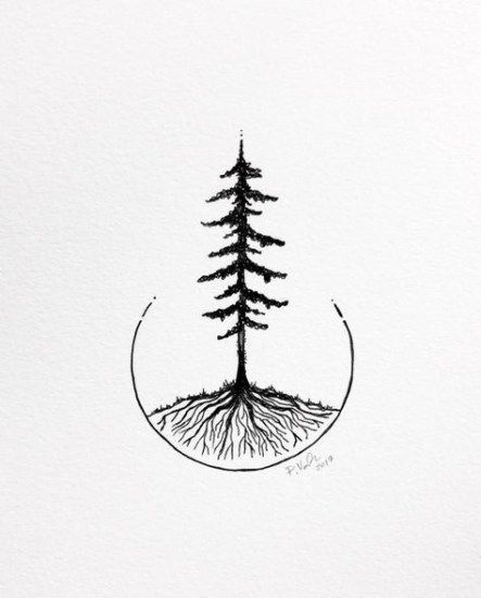 Photo of Tattoo Nature Tree Circles 37 Best Ideas