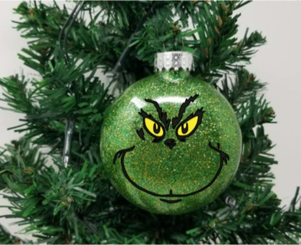 Pin By Sararae On Christmas Christmas Glitter Ornaments Glitter Christmas Glitter Ornaments