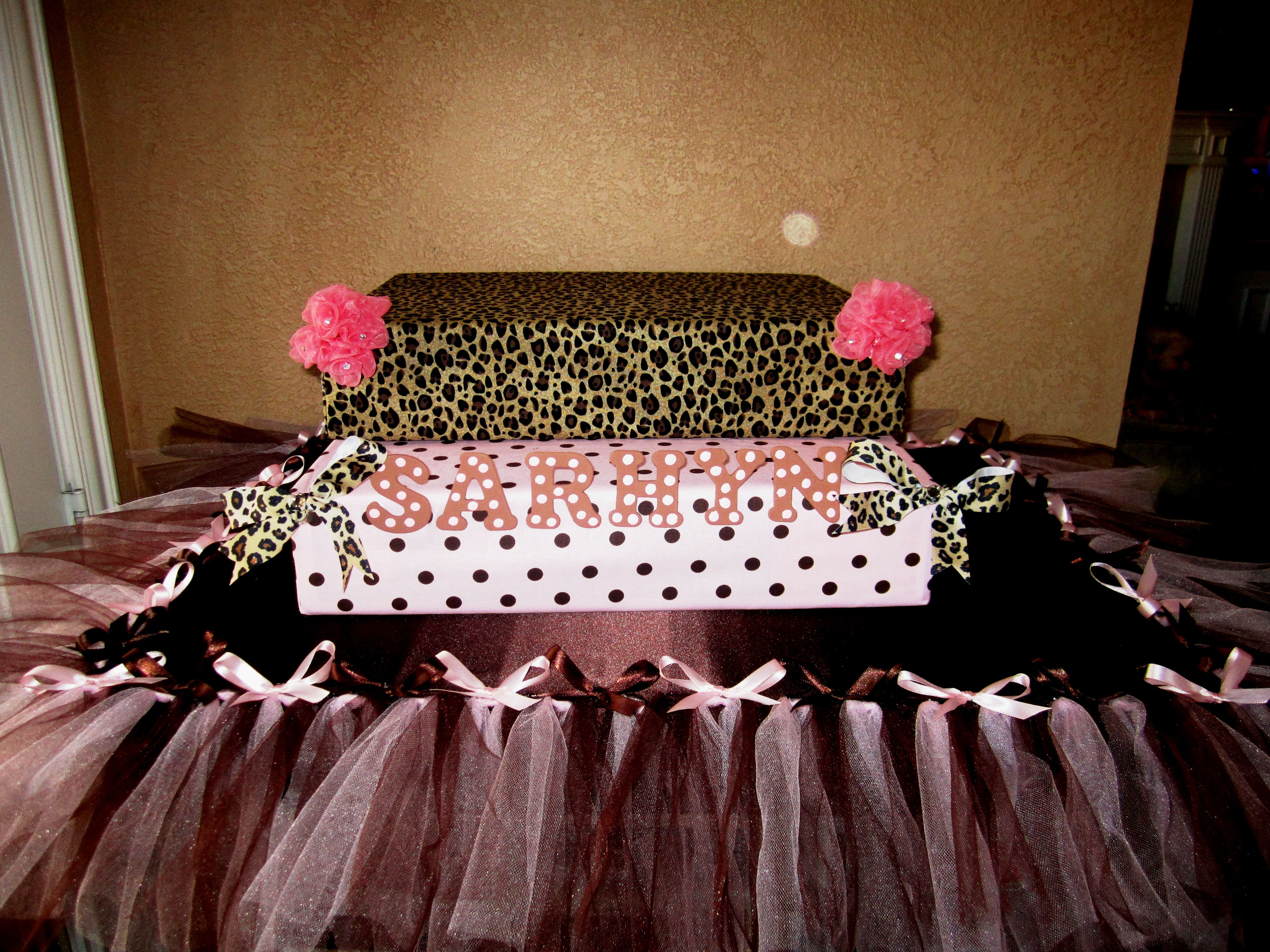 Pin By Tanisha Frazer On Fabracadabra Designs Creative Baby Shower Baby Shower Princess Cheetah Party