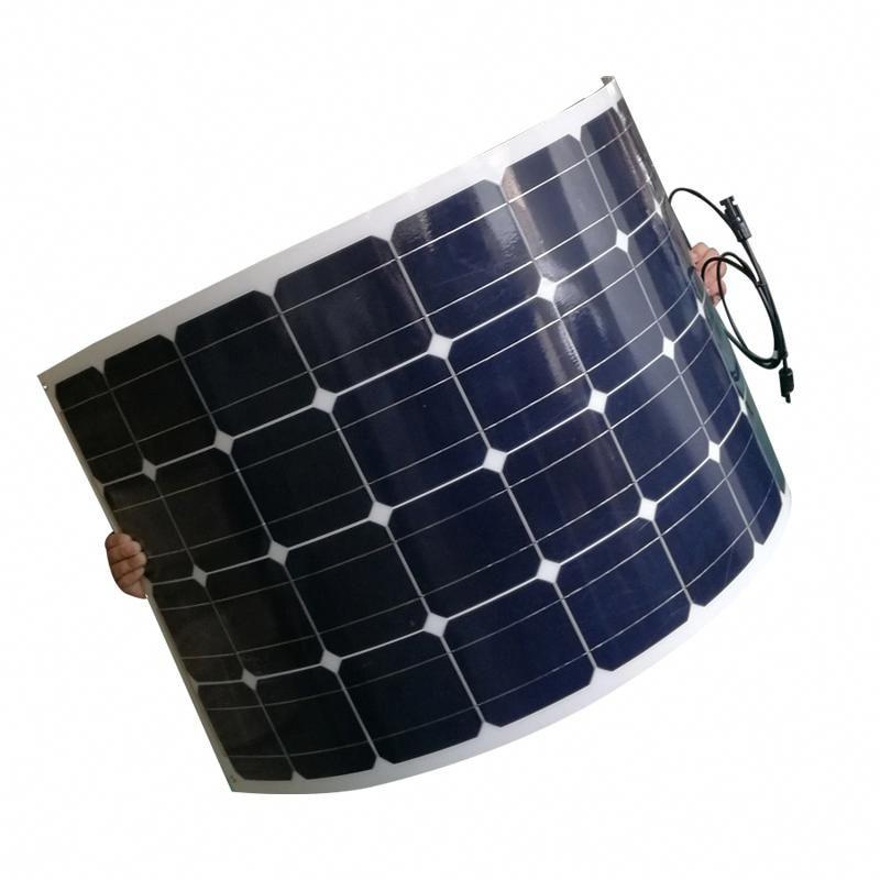 Sold 7486344805 Items Portable Flexible Solar Panel 12v 100w Monocrystalline Solar Charger Battery Caravan Camping Ca Solar Panels Flexible Solar Panels Solar