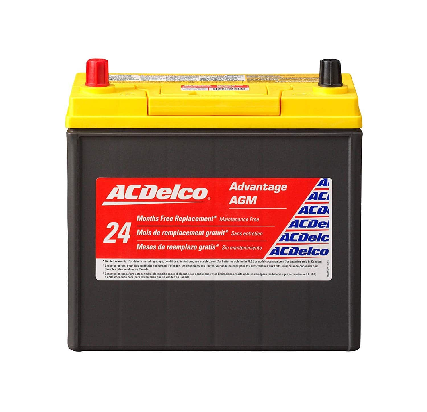 Top 10 Best Car Batteries In 2021 Reviews And Buying Guides Hqreview Car Battery Car Batteries Acdelco