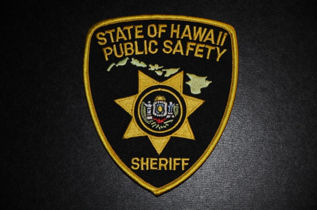 Hawaii Department of Public Safety Office of Sheriff