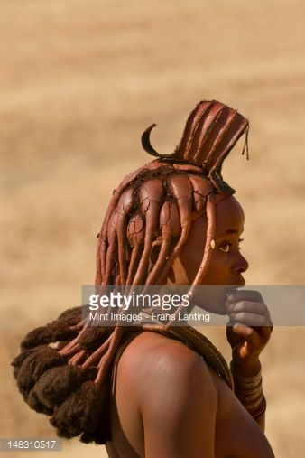 Himba woman, Purros Conservancy, Damaraland, Namibia #afrikanischefrauen