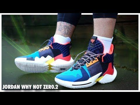 5cddbf8680a JORDAN WHY NOT ZER0.2 - YouTube | sports in 2019 | Jordans, Sneakers ...